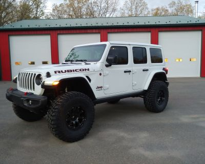 Pennsylvania - 2021 stock Rubicon tires and wheels with Mopar TPMS sensors for sale