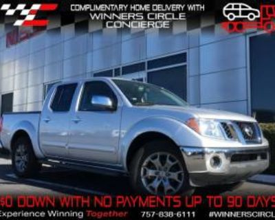 2019 Nissan Frontier SL Crew Cab 2WD Automatic