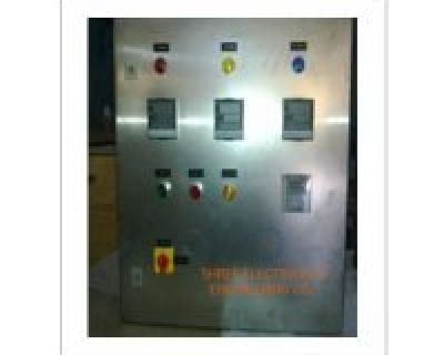 Electrical Control Vfd Panel (ATEX)