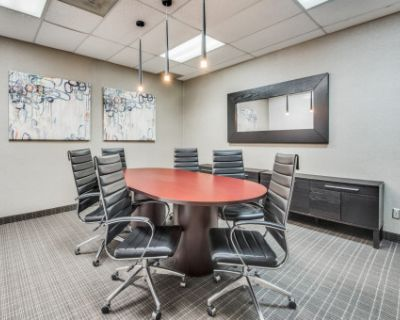 Elegant Meeting Space w/ Video Conference Capabilities, Grapevine, TX