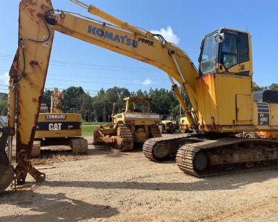 2013 KOMATSU PC490 LC Excavators