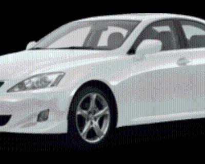 2007 Lexus IS IS 250