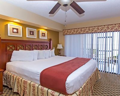 STUNNING RESORT 1 BEDROOM CONDO NEAR DISNEY UNIVERSAL SEA WORLD - Orlando