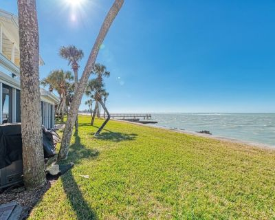 2 bdr. waterfront town-home on Siesta Key - Sunsets from your patio - Siesta Key