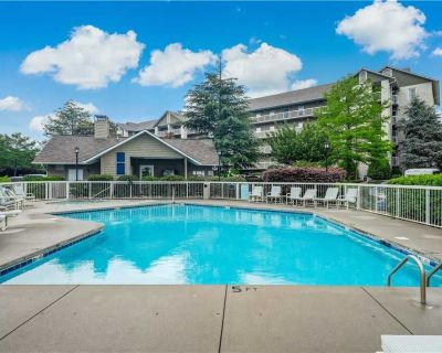 Sweet Dreams Whispering Pines 313, 2br, 2 Pools, Lazy River, Gym, Wi-fi, Sleeps 6 - Pigeon Forge