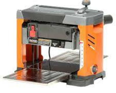 Wanted: Planer
