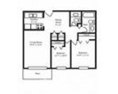 Willow Lake Apartments - 2 Bedroom 1.5 Bath D