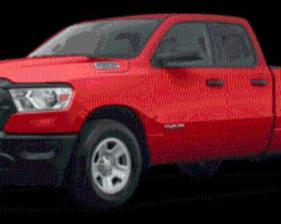"2019 Ram 1500 Tradesman Quad Cab 6'4"" Box 4WD"