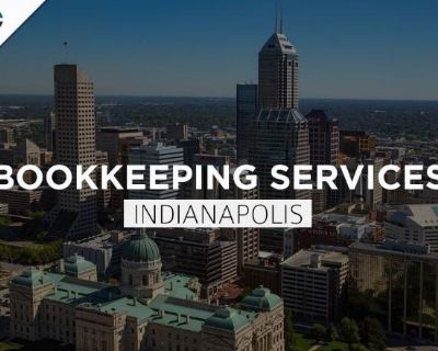 Outsourced Accounting & Bookkeeping Services in Indianapolis