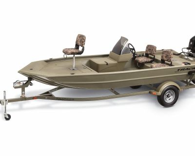 2015 Tracker Grizzly 1754 SC Utility Boats Gaylord, MI