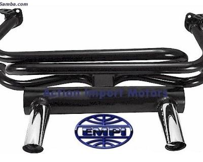 EMPI 2 Tip GT Exhaust System