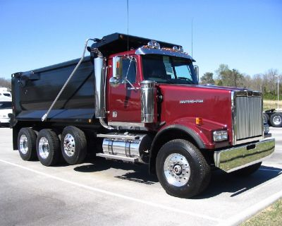 Dump truck loans - (All credit types are welcome)