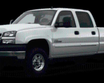 2007 Chevrolet Silverado 2500HD Classic LT2