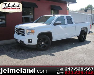 """Used 2015 GMC Sierra 1500 2WD Double Cab 143.5"""""""