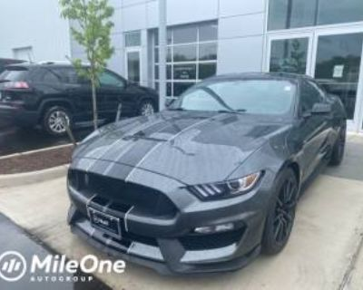 2016 Ford Mustang Shelby GT350 Fastback