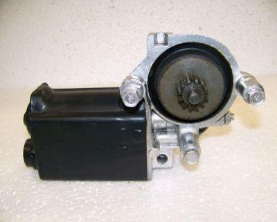 Gm 1967 1968 1969 1970 1971 1972 1973 1974 Lh Power Window Motor Remanufacted