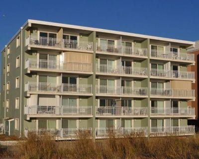 Worsester House 404, 51st St. Ocean Front - Non Gfroup Rental - Midtown Ocean City