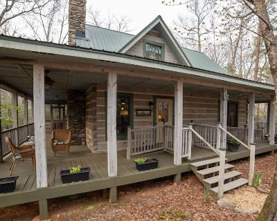 The Laurel: a unique mountain experience near waterfalls, wineries, and weddings - Dahlonega