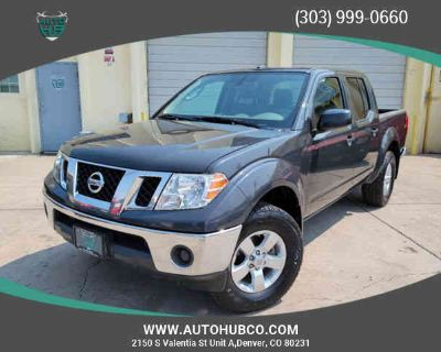 2011 Nissan Frontier Crew Cab for sale