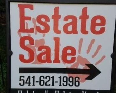 'ON THE MOVE' ASHLAND LIVING ESTATE SALE BY HALSTEAD'S HELPING HANDS ESTATE SALES