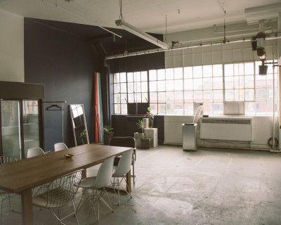 Large Bright West End Loft Style Studio, Toronto