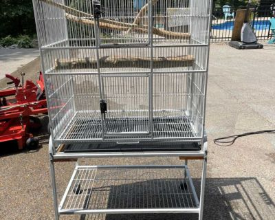 Large bird cage or small animal