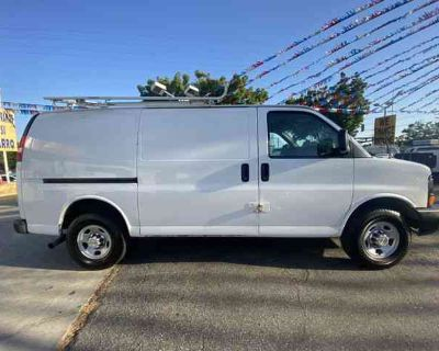 2015 Chevrolet Express 2500 Cargo for sale