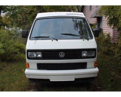 1982 Volkswagen Westfalia Camper