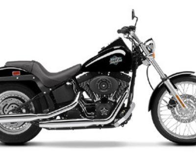 2002 Harley-Davidson FXSTB/FXSTBI Night Train Cruiser Orange, VA