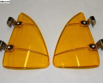 Vent Wing Window Breezee (Yellow)