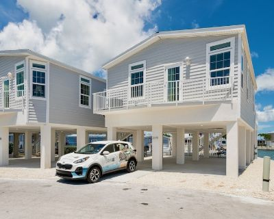 **MAGIC ON THE POINT @ VENTURE OUT** Waterfront Home & Slip + LAST KEY SERVICES - Cudjoe Key