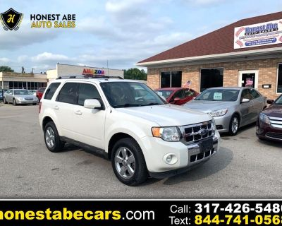 Used 2012 Ford Escape Limited 4WD