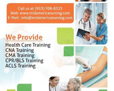 ACLS Training   Mid-America Nursing & Allied-Health Institute