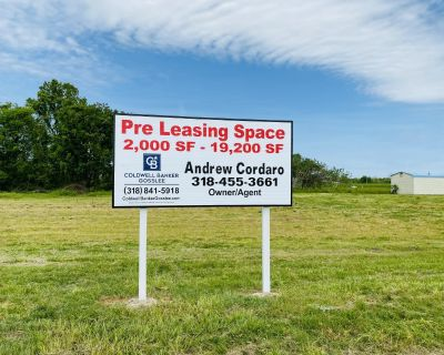 Pre Leasing - Light Retail & Office/Warehouse Space