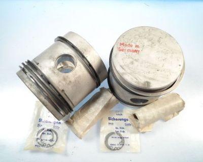 Hillman Minx 1959-1961 & Sunbeam Alpine Rapier 1958-61 Mahle Engine Pistons