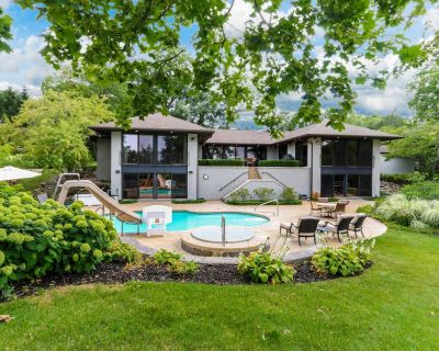 Perfect lake house family retreat - Lake Geneva