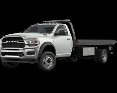 New 2022 RAM 5500 Chassis Cab Tradesman (In Transit) Regular Cab Chassis-Cab