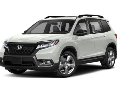 New 2021 Honda Passport Touring FWD Sport Utility