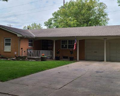Air Capital 70's house. - Wichita