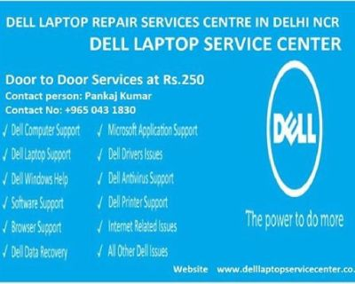 Dell Laptop Service Center Near Me In Delhi NCR