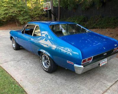 1972 Chevrolet Nova SS Clone