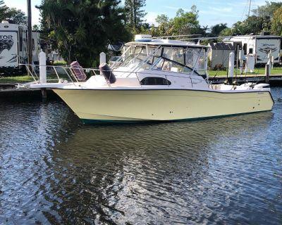 2000 32' Grady White Marlin 300