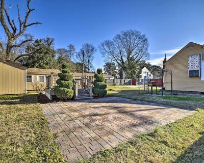 NEW! Updated Coastal Home w/Grill, Blocks to Beach - Bayview