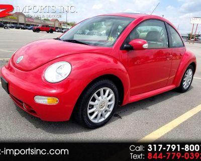 Used 2005 Volkswagen New Beetle GLS 2.0L