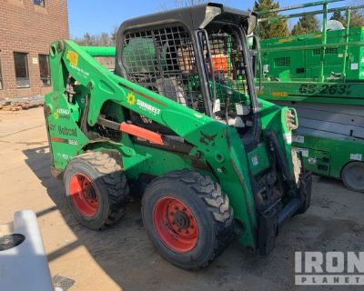 2012 Bobcat S650 Skid Steer Loader