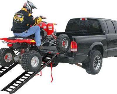 6' Atv Truck Ramps-lawn & Garden Mower Trailer Ramp Kit (sf-rk-6)