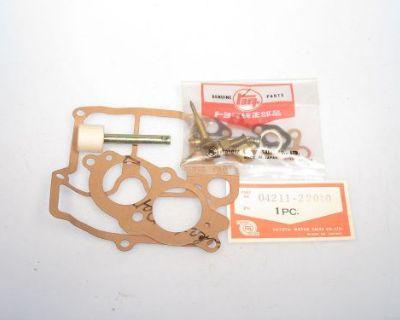 Factory Carburetor Repair Kit Fits Toyota Corolla 1100cc Kc Series Engines