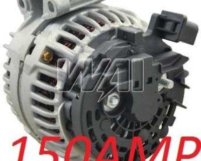 2007-2006 Mercedes C Class 2.5l New Alternator 6-groove Pulley 150 Amp Generator