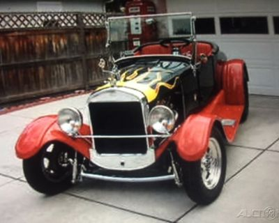 1927 Ford T All Steel Roadster