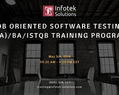 Job Oriented Software Testing , QA/BA, ISTQB Training Program
